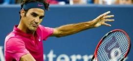 Găselniţa lui Federer