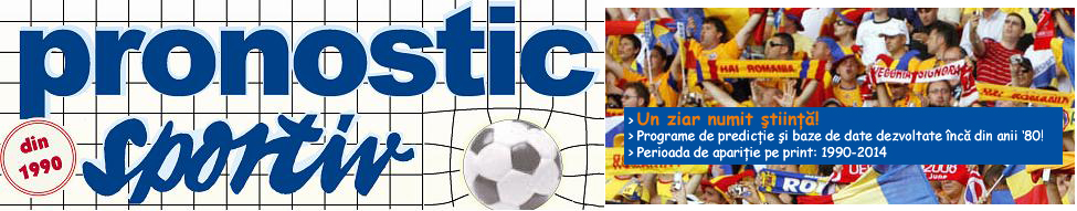 Revista Pronostic Sportiv